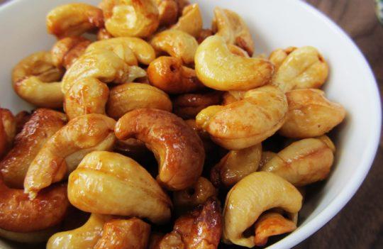 Casual nut? Cashier nut? Cashew Nuts!
