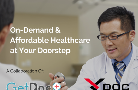 GetDoc is collaborating with X-Doc!