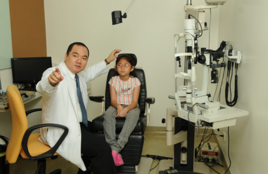 Find Ophthalmologist (Eye Doctor)