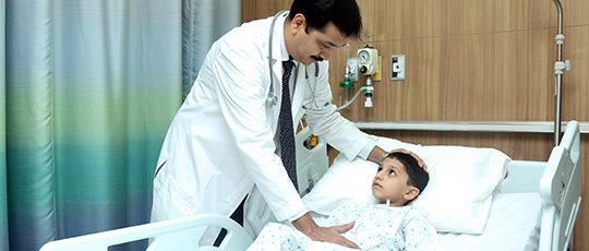 Find Paediatric Surgeon (Child Doctor/Surgeon)