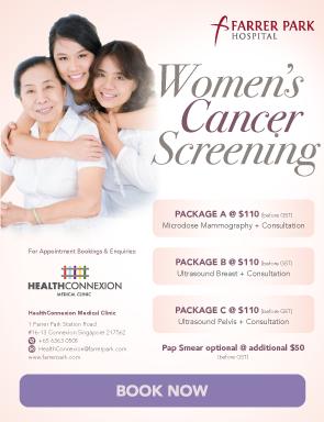 Health Connexion - Women's Cancer Screening