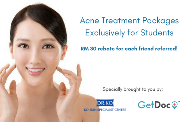 GetDoc_Dr Ko Acne Packages