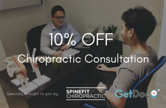 10% off On Initial Consultation At Spinefit Chiropractic
