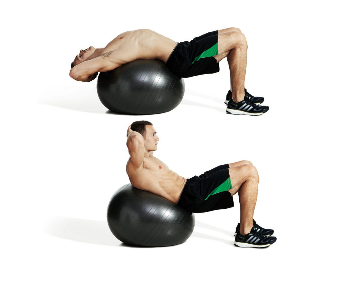 Stability Ball Manual: 6 Benefits Of Using Exercise Ball
